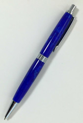 Lamar Mechanical Pencil in Cobalt Blue Crush