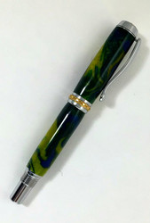 Manchester Pen in Tropical Parrot