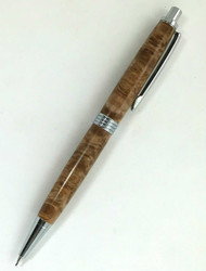 Lamar Mechanical Pencil in Maple Burl