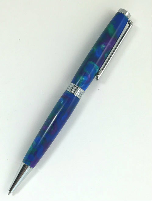 acrylic resin pen