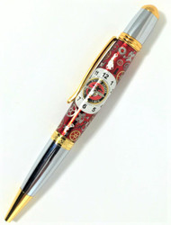 Pen made with US Marines Watch