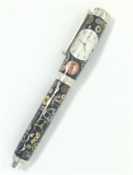 Pen made with Audemar Piguet watch