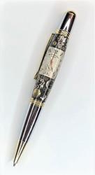 Pen made using Franck Muller Geneve  watch