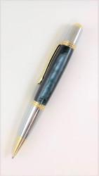 Carlyle Pen in Pearlized Hydrangea