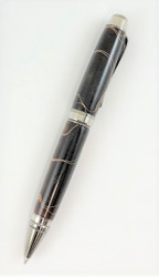 Brown Swirl handmade pen