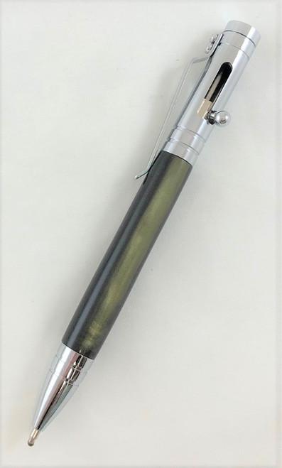 Alternative click handmade pen