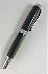 Mysterious green rollerball or fountain pen