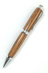 Bocote wood handmade pen