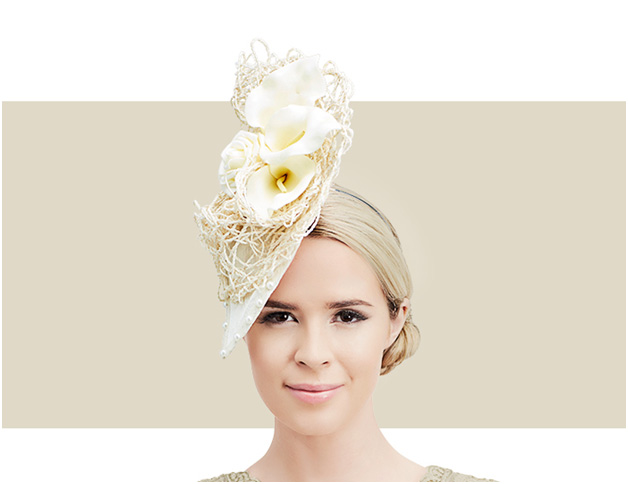 How to Properly Wear a Fascinator - Gold Coast Couture a6836c6851c