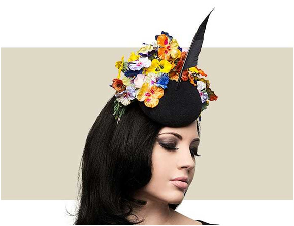 The Many Hat Designs of Philip Treacy - Gold Coast Couture 8760f0c60e1