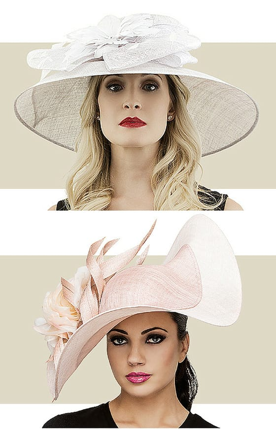 Women's wide brim hats | Gold Coast Couture
