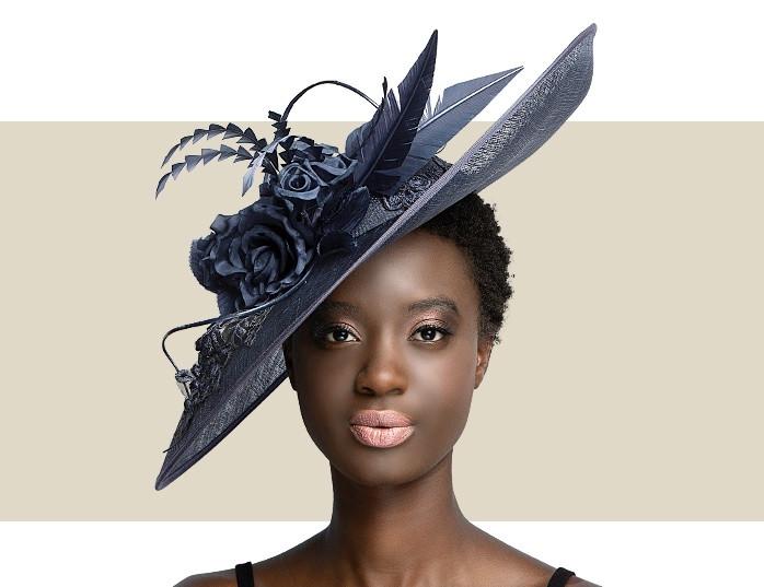 Lady Diane Light Pink Fascinator Hat  eb1a72ba72a