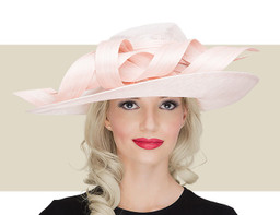 SMALL OVAL - Pale Pink