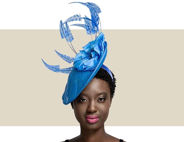VANESSA - Royal Blue and Black - Gold Coast Couture 8bac82d0d8b