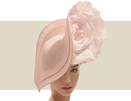 Will Be Available In Ivory Base With Oversized, Pale Pink Flower.