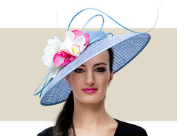 CREE - Powder Blue, Ivory and Pink
