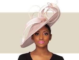 LAMAR - Blush Crystal Pink