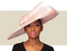 MERTA HAT - Light Pink