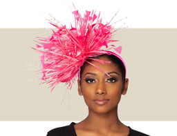 TERRI FASCINATOR - Hot Pink