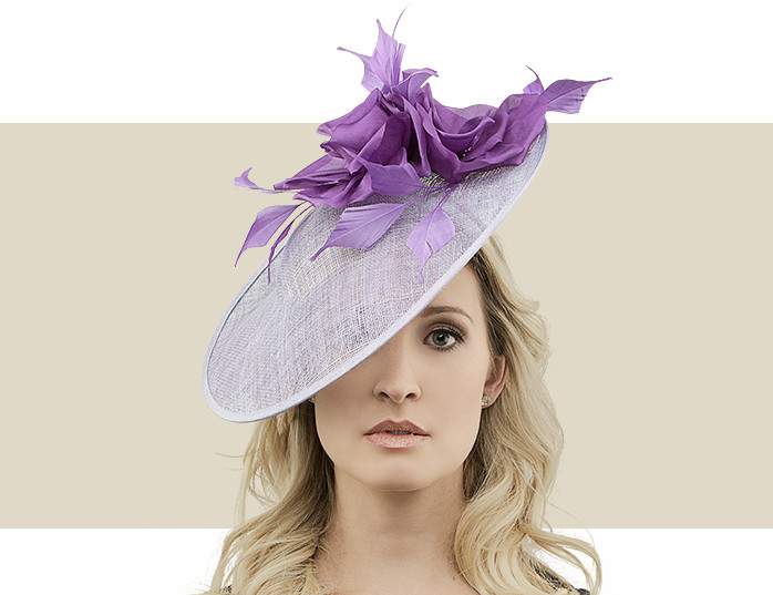 CAYLA - Wisteria and Pansy - Gold Coast Couture d38aceed748
