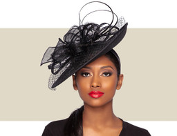 MINA HAT - Black