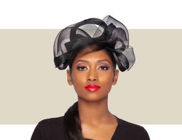 ADELINA FASCINATOR - Black