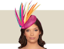 CROIX FASCINATOR -  Multi-Color