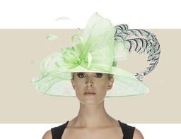 CYNTHIA - Lime Green
