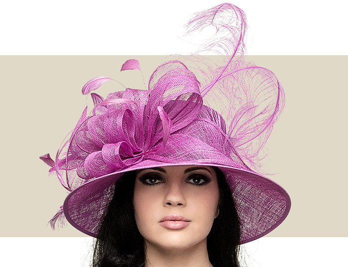 e03d168d Emilia Berry Custom Made Nigel Rayment Couture Ladies Hat