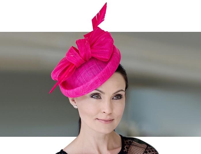 c227f5786e8ea LUCY - Hot Pink - Gold Coast Couture