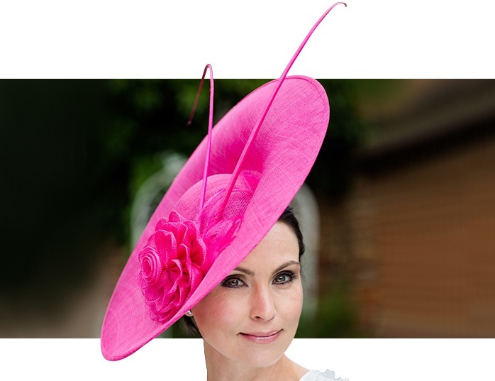 2068d60d0d10a BRIANNA - Hot Pink - Gold Coast Couture