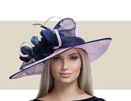 cc7ba048c170a 201+ Beautiful Kentucky Derby Hats for Women 2019