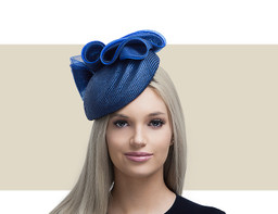 CLELIA - Navy Blue and Cerulean