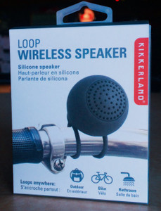 Loop Wireless Bluetooth Speaker
