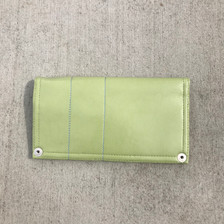Queen Bee Maximo Cherries  Wallet - Green
