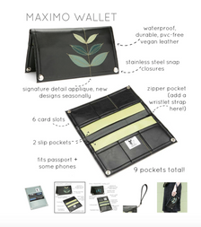 Queen Bee Maximo Wallet