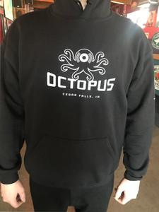 Octopus No Zip Hoodie