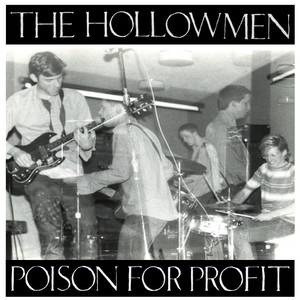 "The Hollowmen ""Poison For Profit"" EP Reissue (Shipping Option)"