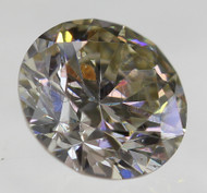 0.04 Carat Fancy Brown VVS2 Round Brilliant Natural Loose Diamond For Ring 2.11mm *REAL IS RARE, REAL IS A DIAMOND*