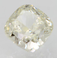 Certified 0.78 Carat H Color VVS1 Cushion Natural Loose Diamond For Ring 4.82x4.79mm  *360 VIDEO & PROFESSIONAL IMAGES