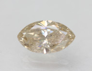 CERTIFIED 0.83 CARAT L COLOR SI1 MARQUISE NATURAL LOOSE DIAMOND FOR RING 8.25X4.81MM  *360 VIDEO & PROFESSIONAL IMAGES