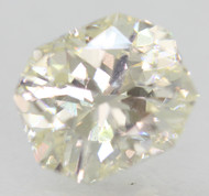 CERTIFIED 1.77 CARAT H COLOR VS1 MODIFIED RADIANT NATURAL LOOSE DIAMOND FOR RING 7.81X6.81MM *360 VIDEO & REAL IMAGES