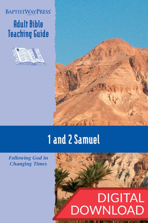 Digital teaching guide with Bible commentary and 2 teaching plans for each of the 13 lessons. PDF; 158 pages.