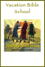 Journey with Jesus - Early Childhood (Younger Years)