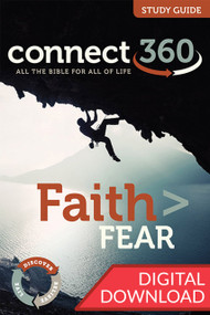 This digital Bible study will lead Christ-followers to cast off the shackles of fear, to take hold of their faith, and to confidently step into God's calling for each part of their fives. 13 Lessons.