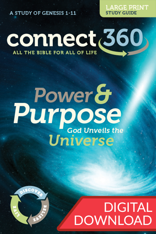 Power and Purpose - Digital Large Print Study Guide