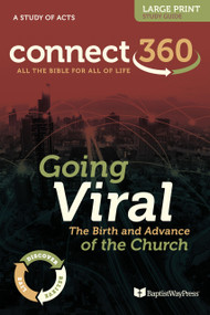 Going Viral (Acts) - Large Print Study Guide