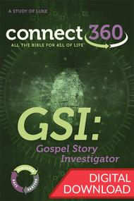 GSI: Gospel Story Investigator (Luke) - Premium Teaching Plans