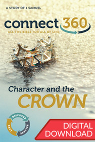 Character and the Crown (1 Samuel) - Premium Teaching Plans
