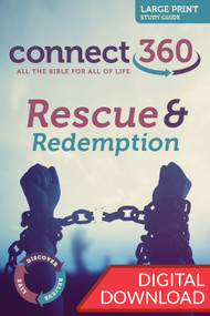 Rescue & Redemption - Digital Large Print Study Guide